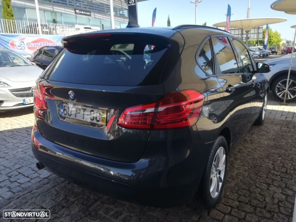 BMW 216 Active Tourer d - 4