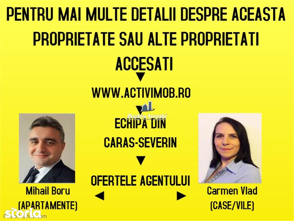 Spatiu Comercial de vanzare, Caraș-Severin (judet), Strada Căminelor - Foto 6