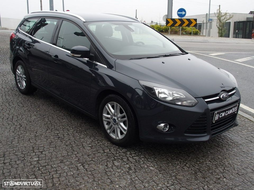 Ford Focus SW 1.6 TDCI Trend Econetic - 3