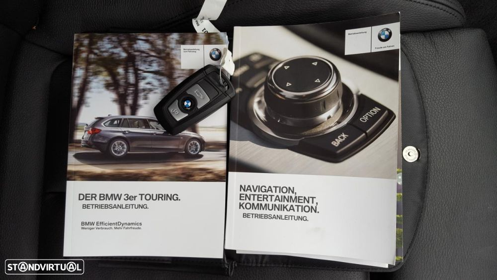 BMW 325 d Touring Pack M - 51