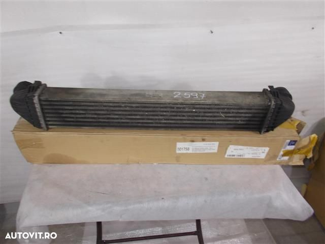 Intercooler Mercedes A-Class W169, B-Class W245 an 2005-2012 cod A1695000000 - 1