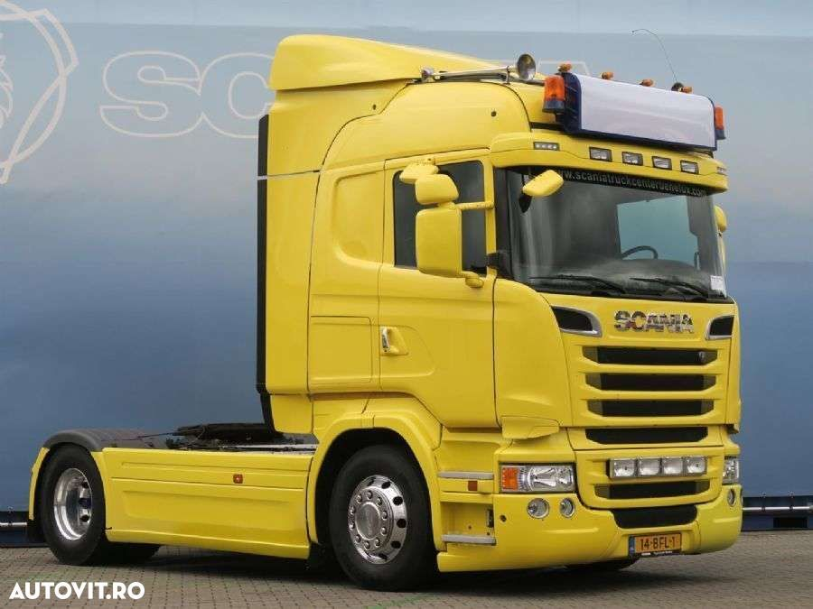 Scania R410 LA4X2MNA SCR-only very clean - 2