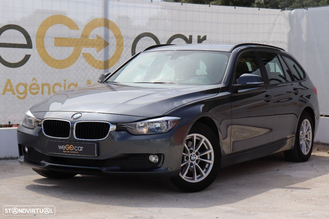 BMW 318 touring business - 1