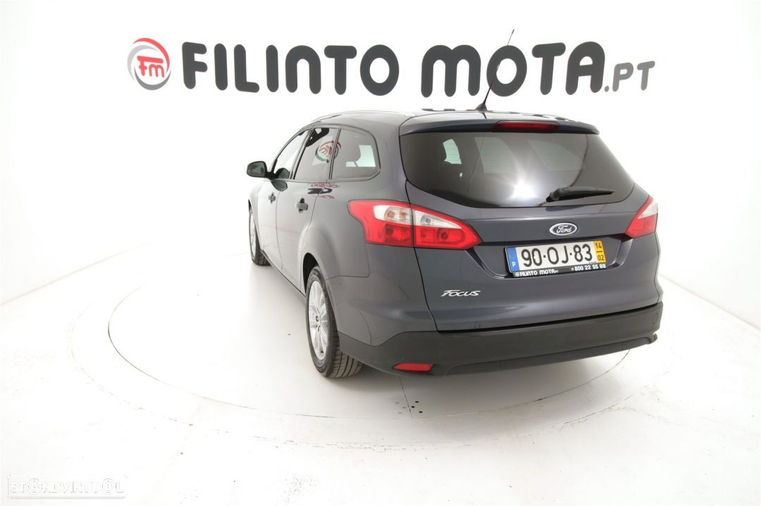 Ford Focus SW 1.6 TDCi Trend Easy - 11