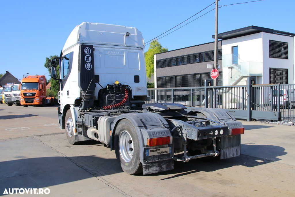 Iveco STRALIS 480+ Manual + Hydr. - 263.600 km ! - 5