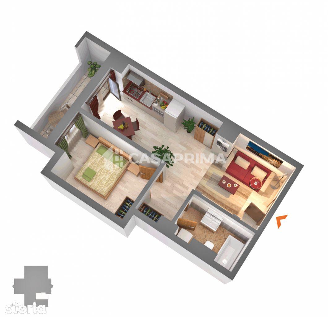 Apartament de vanzare, Iași (judet), Centru - Foto 12