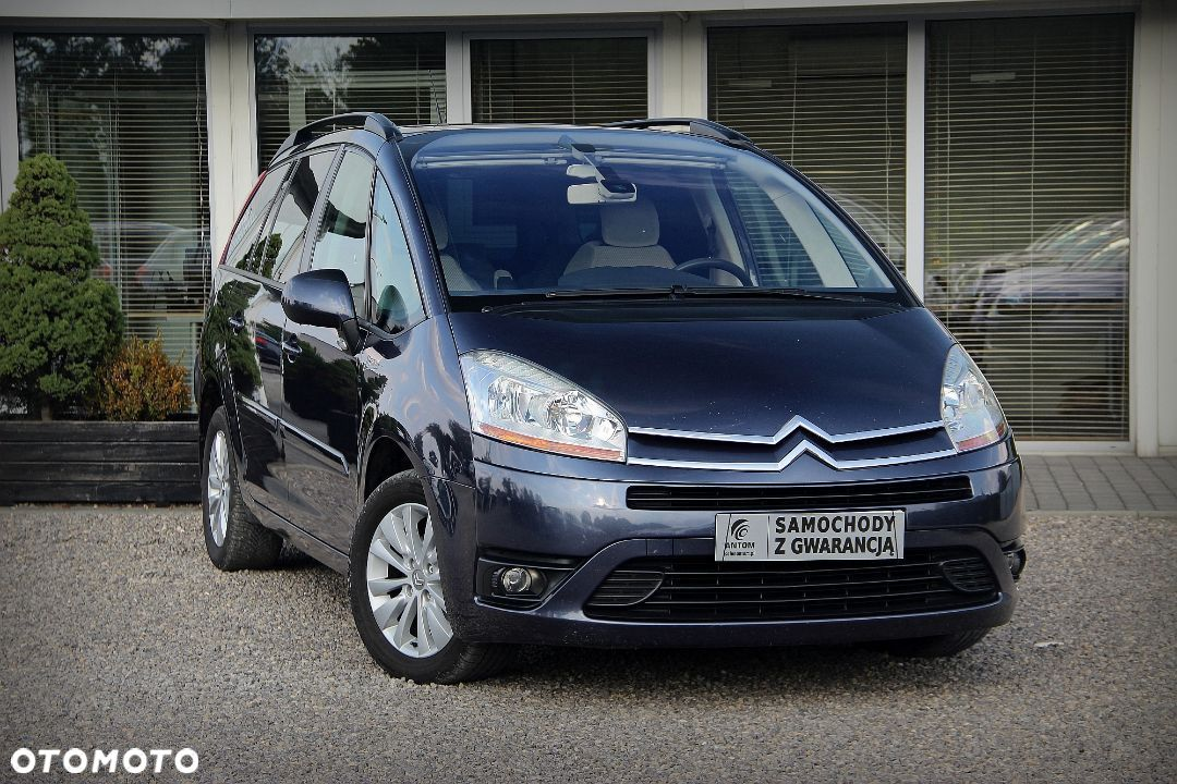 Citroën C4 Grand Picasso 2.0 HDi 7 osobowy Automat Alu ISOFIX - 1
