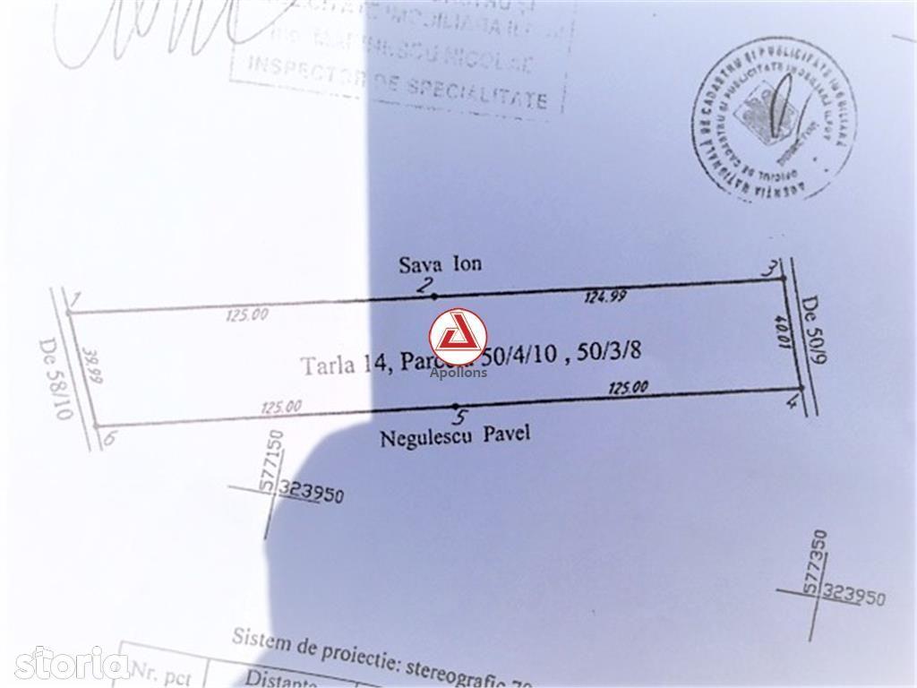 Teren de Vanzare, Ilfov (judet), Intrarea Voinești - Foto 6