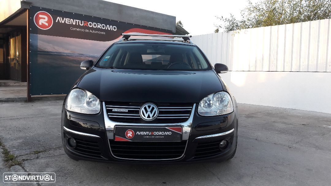 VW Golf Variant 1.9 CONFORTLINE - 3