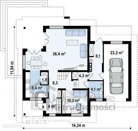 Dom na sprzedaż, Motycz, lubelski, lubelskie - Foto 8
