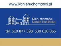 To ogłoszenie dom na sprzedaż jest promowane przez jedno z najbardziej profesjonalnych biur nieruchomości, działające w miejscowości Ostrów Szlachecki, bocheński, małopolskie: KANCELARIA NIERUCHOMOŚCI DOROTA KUKLIŃSKA- nr licencji 18408 pośrednictwo nieruchomości - nr licencji 20711  - zarządzanie nieruchomościami
