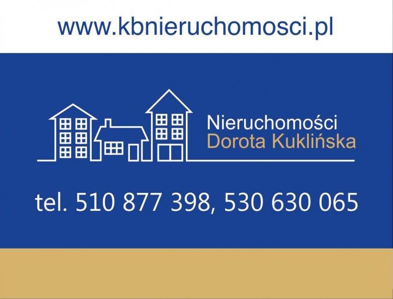 KANCELARIA NIERUCHOMOŚCI DOROTA KUKLIŃSKA- nr licencji 18408 pośrednictwo nieruchomości - nr licencji 20711  - zarządzanie nieruchomościami