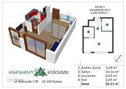 Mieszkanie na sprzedaż, Puławy, puławski, lubelskie - Foto 1009