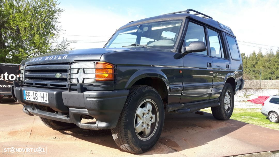 Land Rover Discovery 2.5 TDI 300 - 1