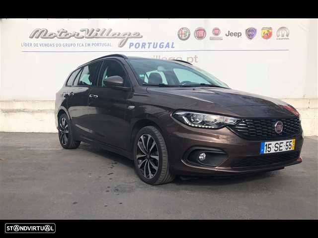 Fiat Tipo Station Wagon 1.6 M-Jet Lounge DCT - 1