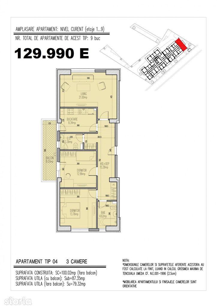 Apartament de vanzare, Bucuresti, Sectorul 3, Splaiul Unirii - Foto 9