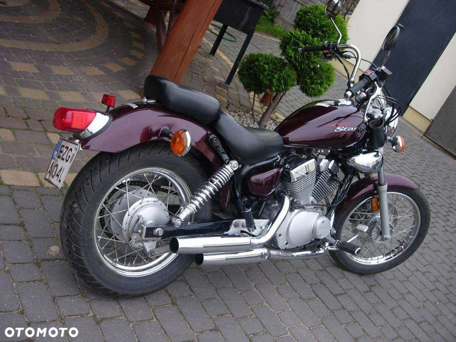 Yamaha V Star Virago Drag Star - 3