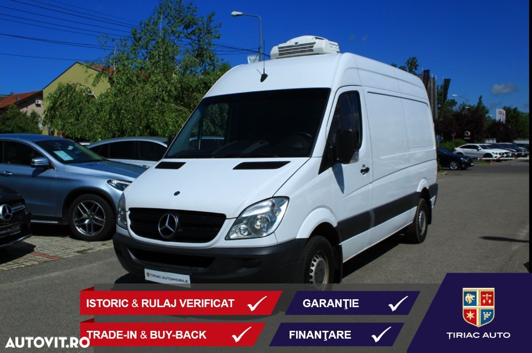 Mercedes-Benz Sprinter - 18