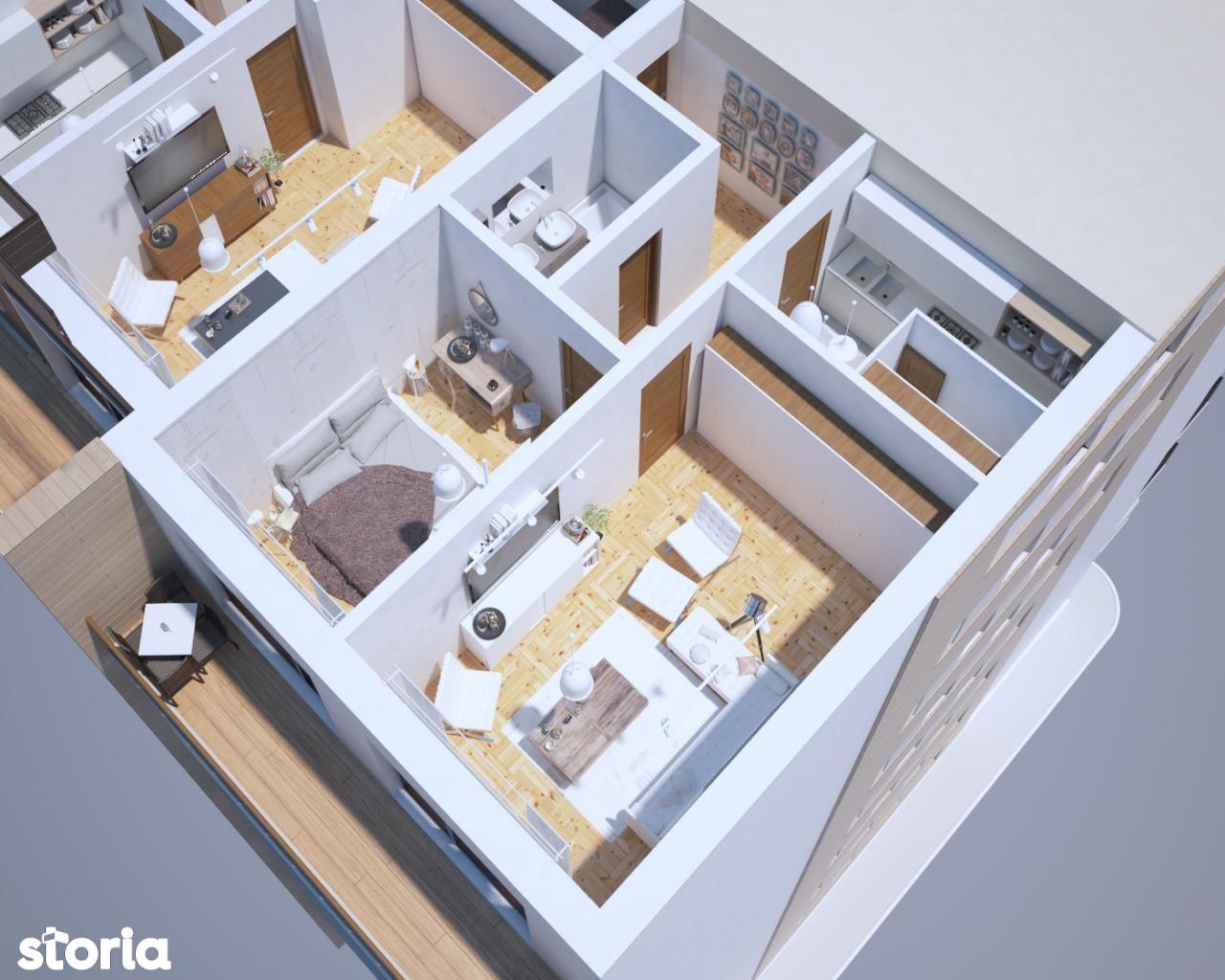 Apartament de vanzare, Brasov - Foto 2