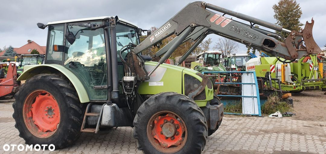 Claas Celtis 446 Tur Mailleux Renault Ares Ceres - 5