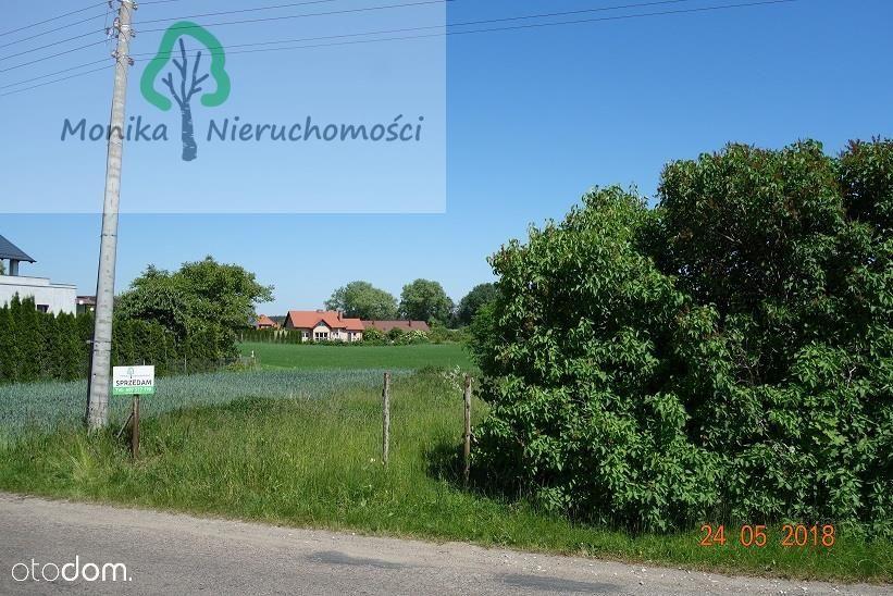 Działka na sprzedaż, Brzuśce, tczewski, pomorskie - Foto 4