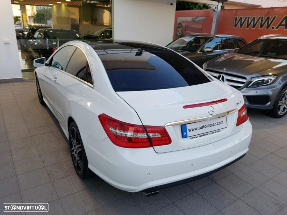 Mercedes-Benz E 250 CDI COUPE AMG EDITION - 3