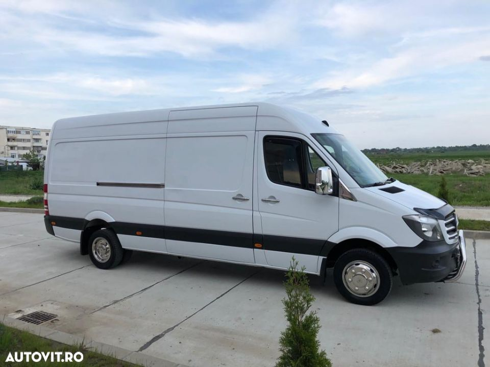 Mercedes-Benz Sprinter 416 516 - 4