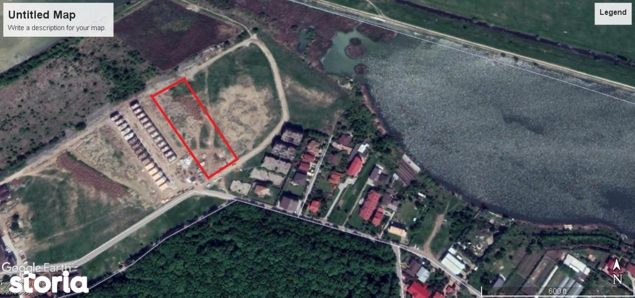 Teren de Vanzare, Ilfov (judet), Chiajna - Foto 1