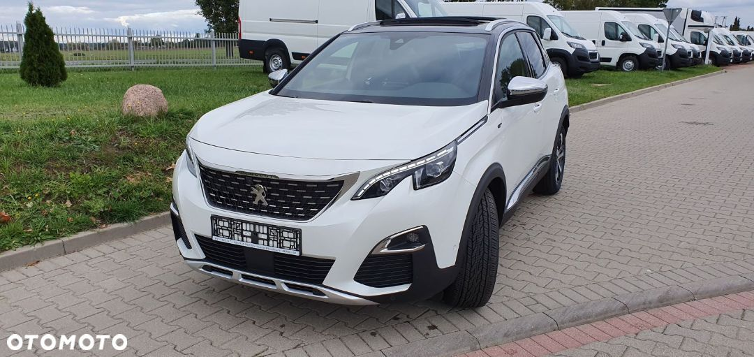 Peugeot 3008 GT+ 2.0HDI 180KM automat panorama LED kamery SKÓRA - 1