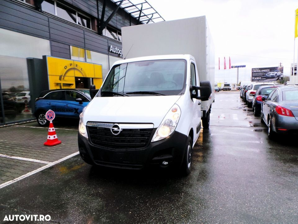 Opel Movano L3H1 3500 FWD 2.3 DT 170CP - 1