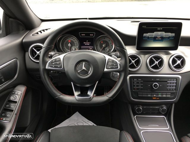Mercedes-Benz CLA 220 CDI SHOOTING BRAKE AMG LINE AUT. - 10