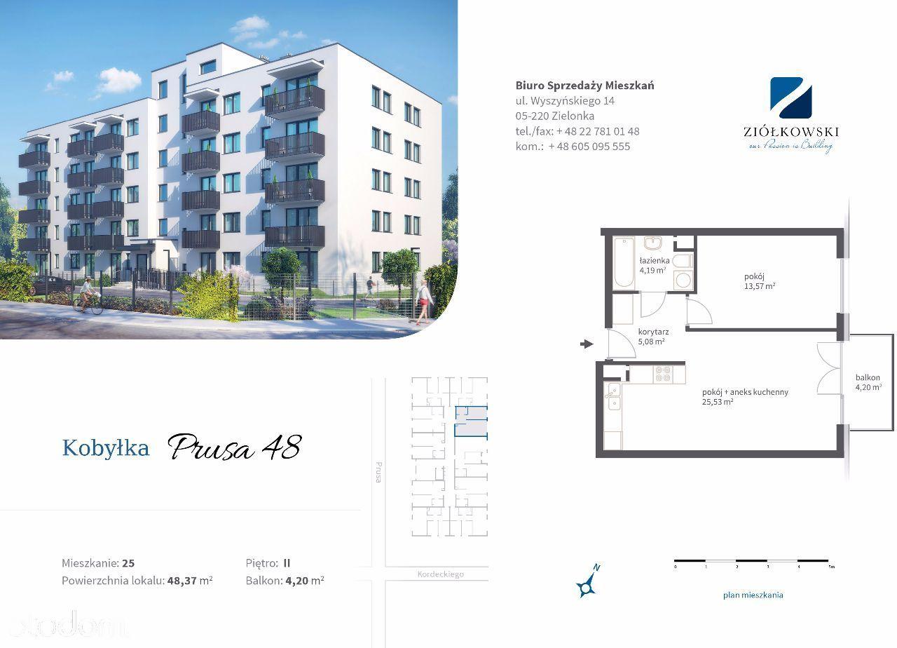 Mieszkanie na sprzedaż, Kobyłka, wołomiński, mazowieckie - Foto 1