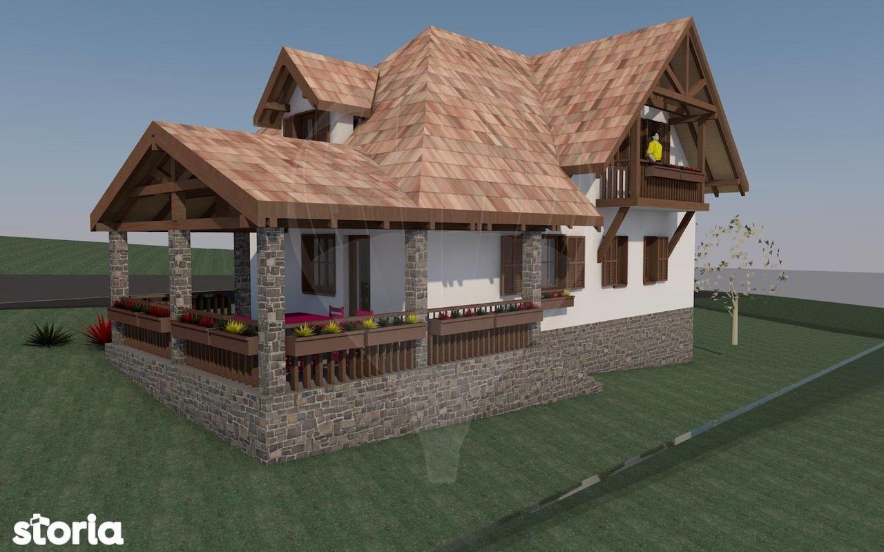Casa de vanzare, Bungard, Sibiu - Foto 1