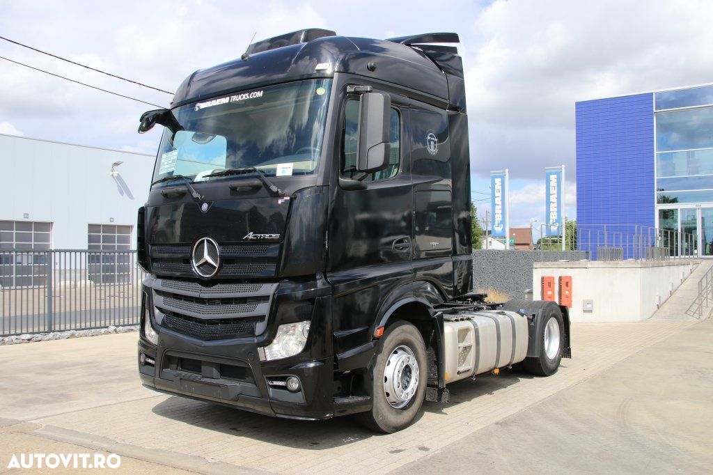 Mercedes-Benz ACTROS 1851 LS - MP4 - EURO 5 - 1