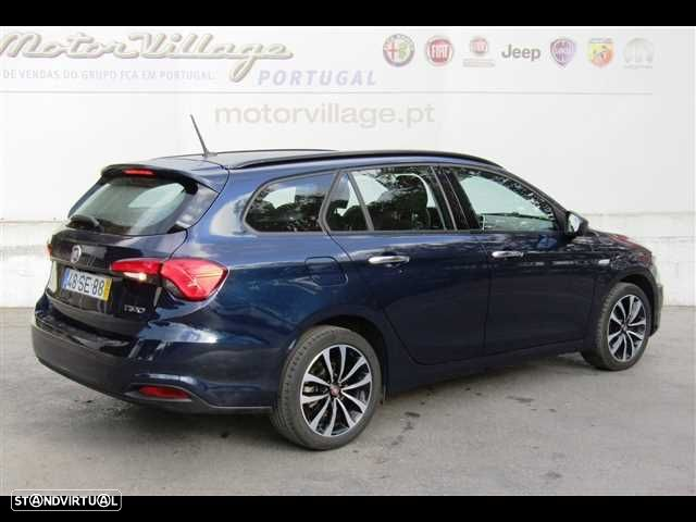 Fiat Tipo Station Wagon 1.6 M-Jet Lounge DCT - 4
