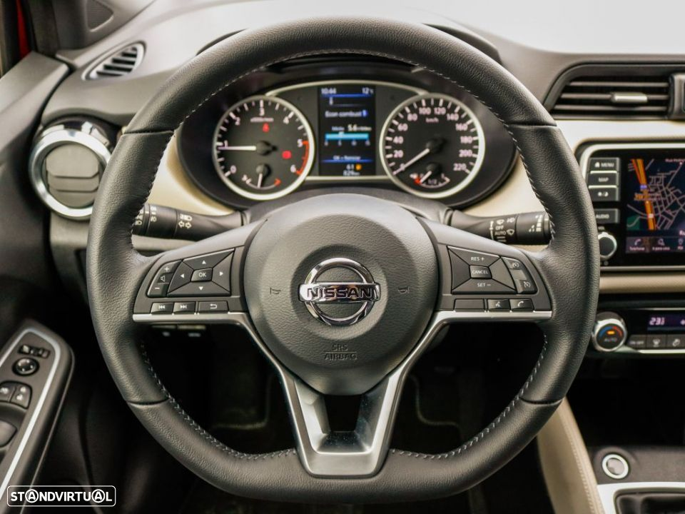 Nissan Micra 1.5dCi 66 kW (90 CV) S&N-Connecta P360+LED - 12