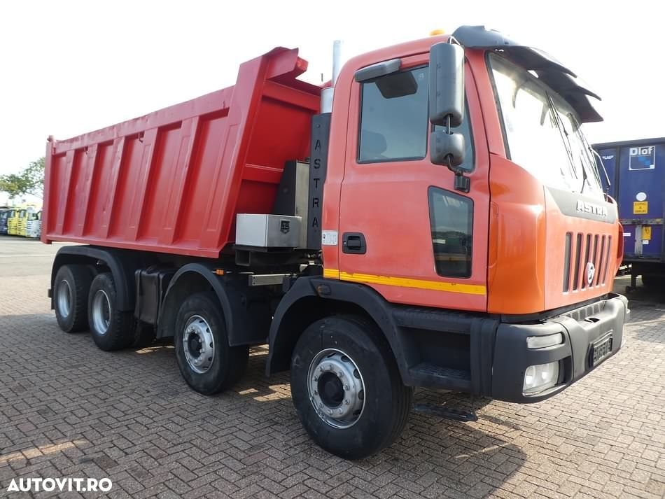 Iveco ASTRA HD 84.45 8X4 FULL STEEL 17M3 - 2