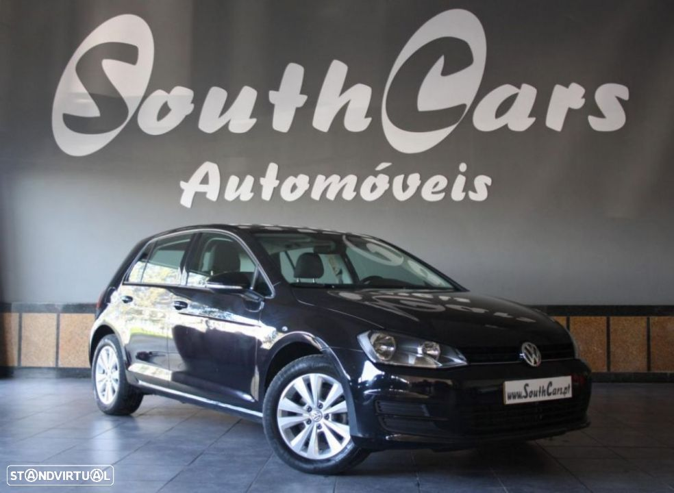 VW Golf 1.6 TDi BlueMotion Confortline - 1