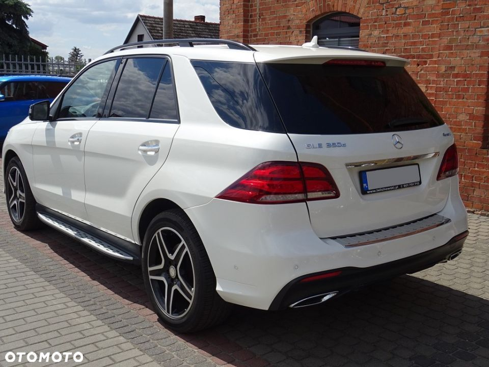 Mercedes-Benz GLE 350d 4Matic AMG LED/ILS Kamera360 Airmatic Hak - 3