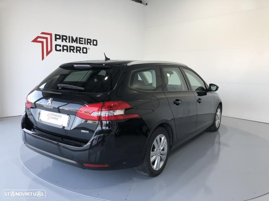 Peugeot 308 SW 1.6 HDI Business Pack GPS 120cv - 3