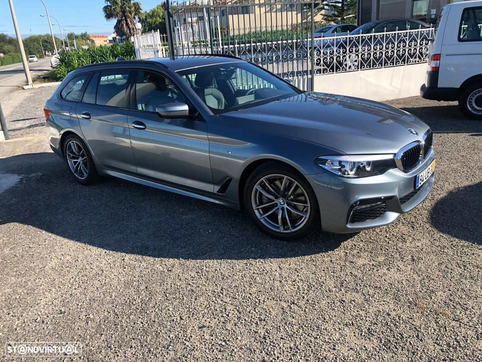 BMW 520 d Touring Pack M - 6