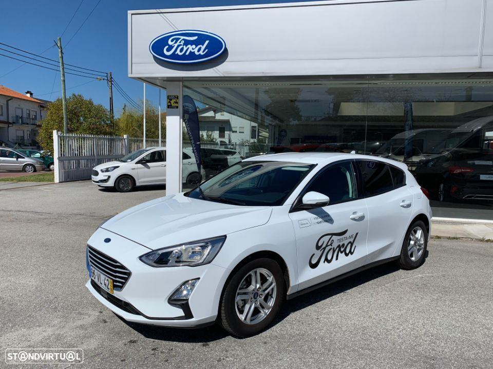 Ford Focus Business 1.5 Tdci 120cv - 1