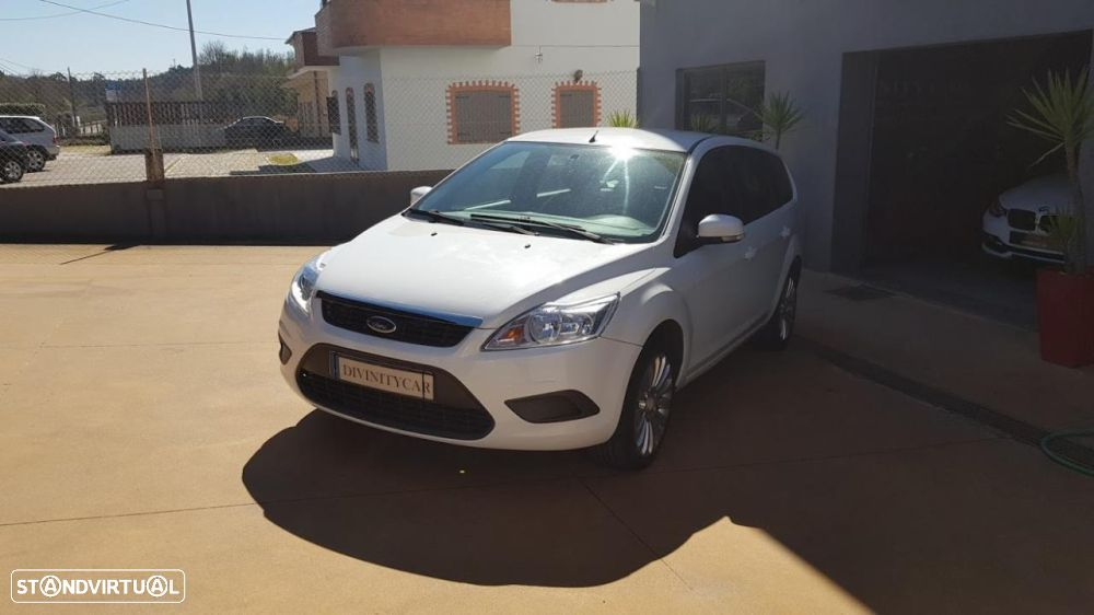 Ford Focus SW 1.6 TDCi 1st Edition - 4