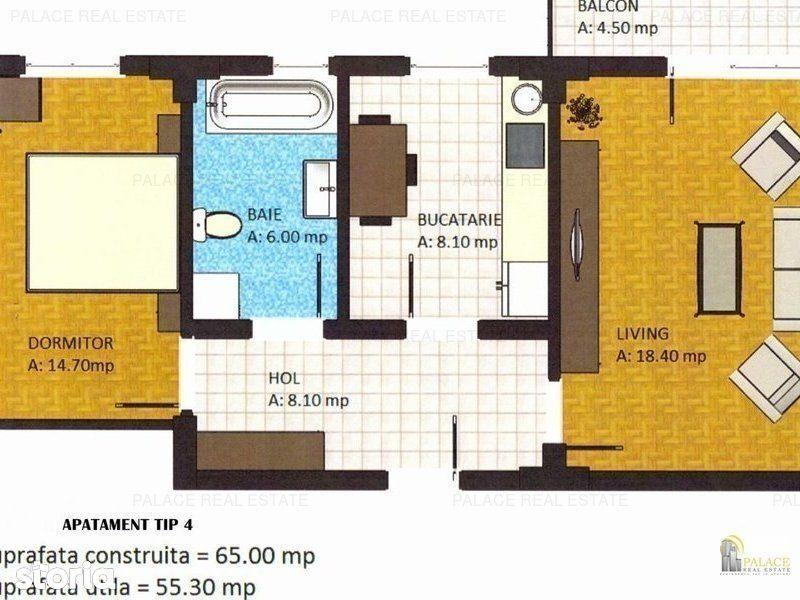 Apartament de vanzare, Iași (judet), Strada Nufărului - Foto 7