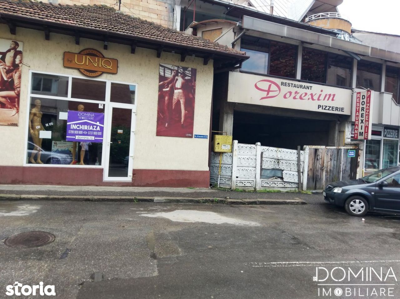 Spatiu Comercial de inchiriat, Gorj (judet), Zona Abator - Foto 2