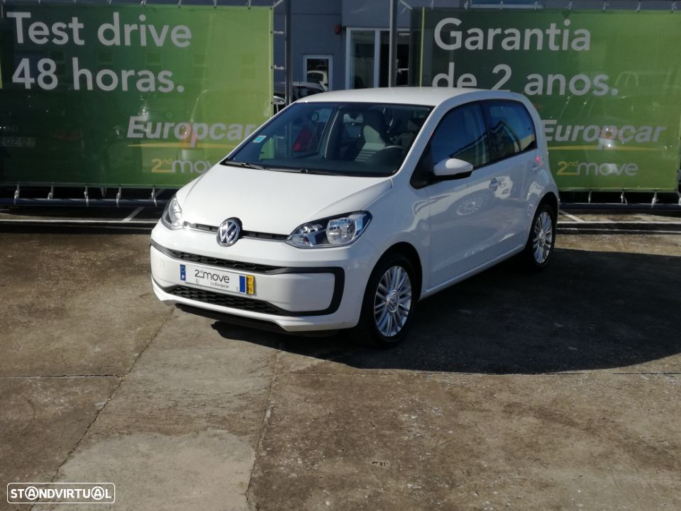 VW Up Move Up! - 1