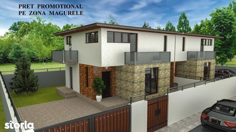 Casa de vanzare, Ilfov (judet), Vârteju - Foto 1