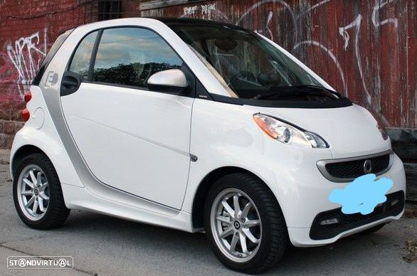 Smart ForTwo Electric - IVA DEDUTIVEL - 1