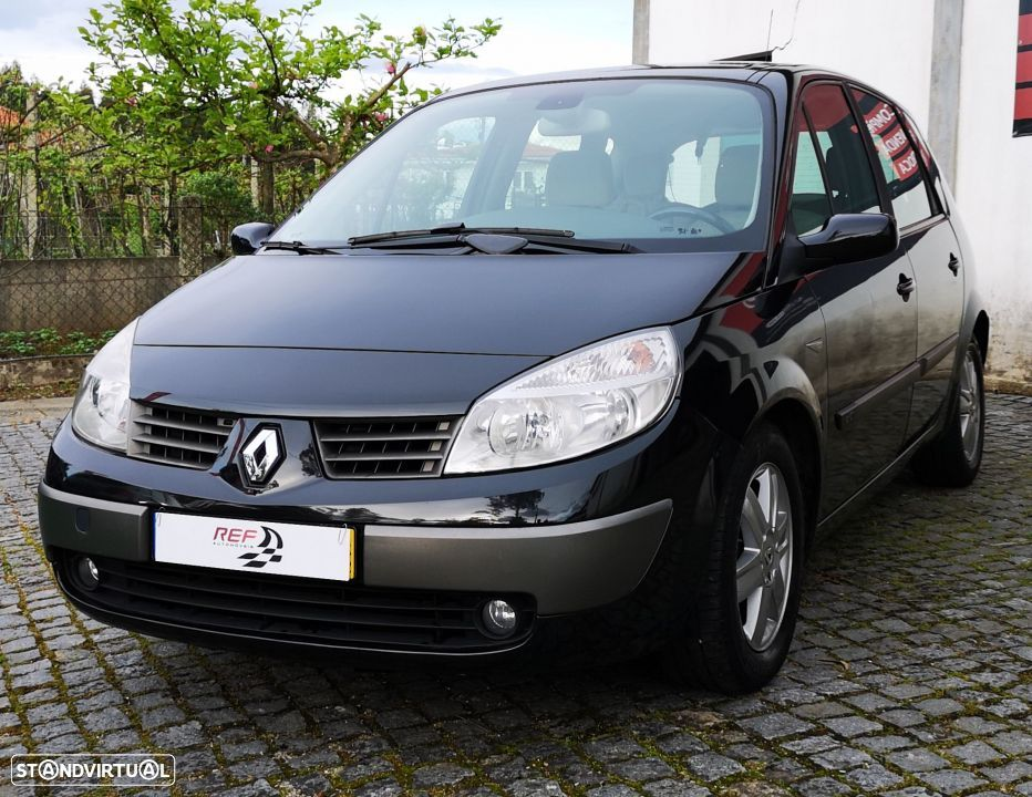 Renault Scénic 1.5 Dci - 1