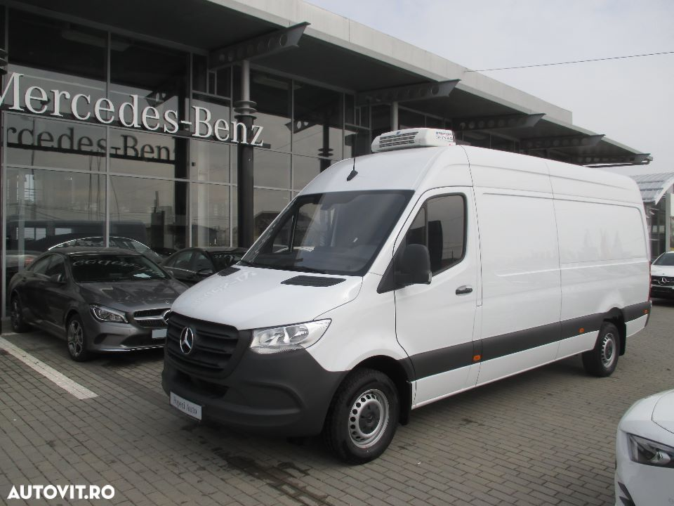 Mercedes-Benz Sprinter 316 cdi Furgon Lung - 2